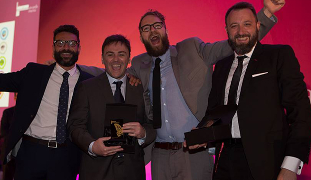 Turquoise Branding win gold at the Transform Awards MENA 2016