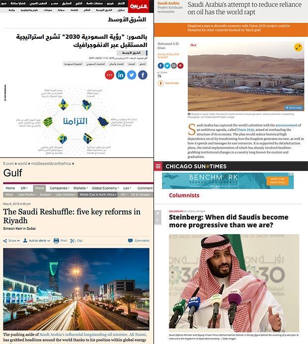 Vision 2030 News Headlines