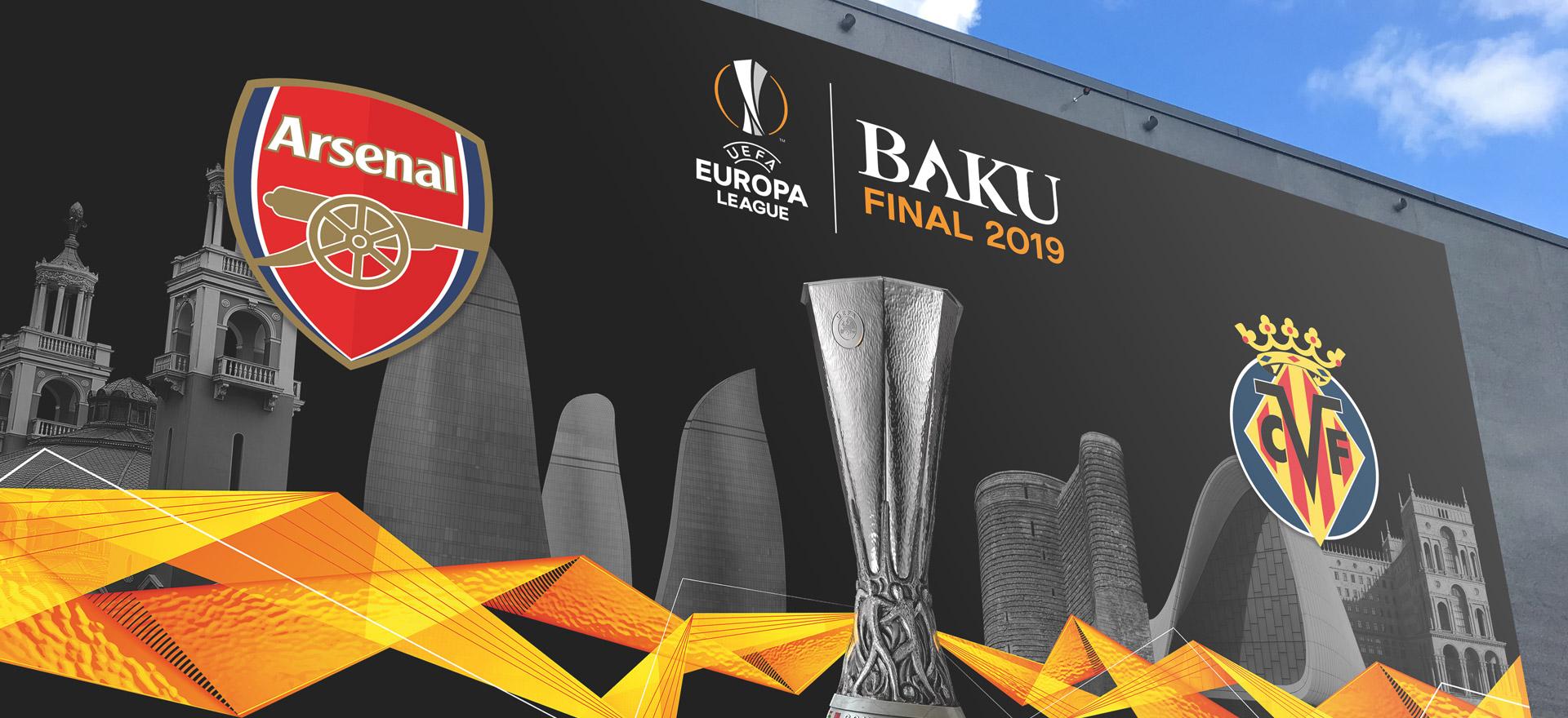 Uefa Europa League Brand Identity Turquoise Branding